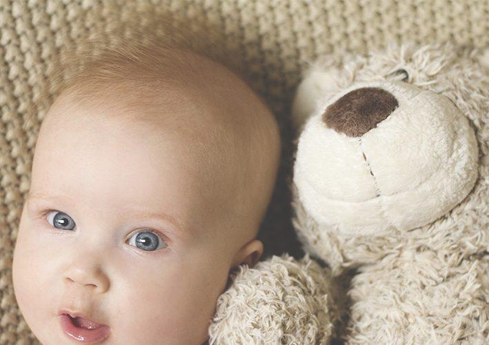 Babyshoot mit Stephis & Chris´s Töchterchin