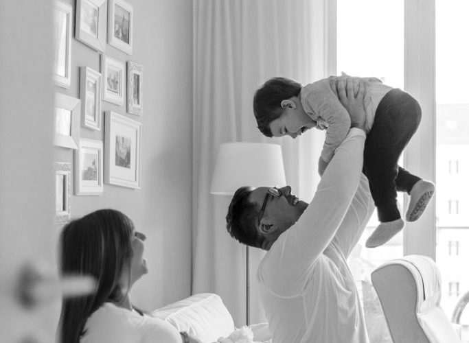 Familien Lifestyle Fotos