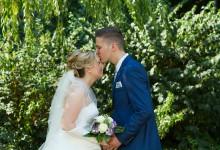 Nun wird geheiratet
