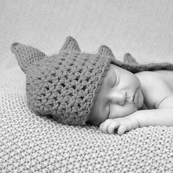 Ein Baby ist geboren