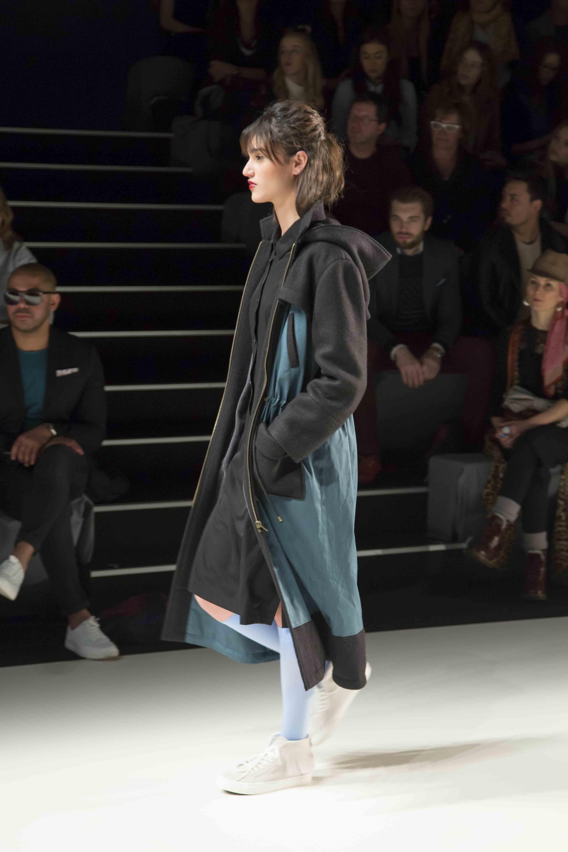 fashion week berlin - maria brussig - zalando lounge - 22012016 - 05