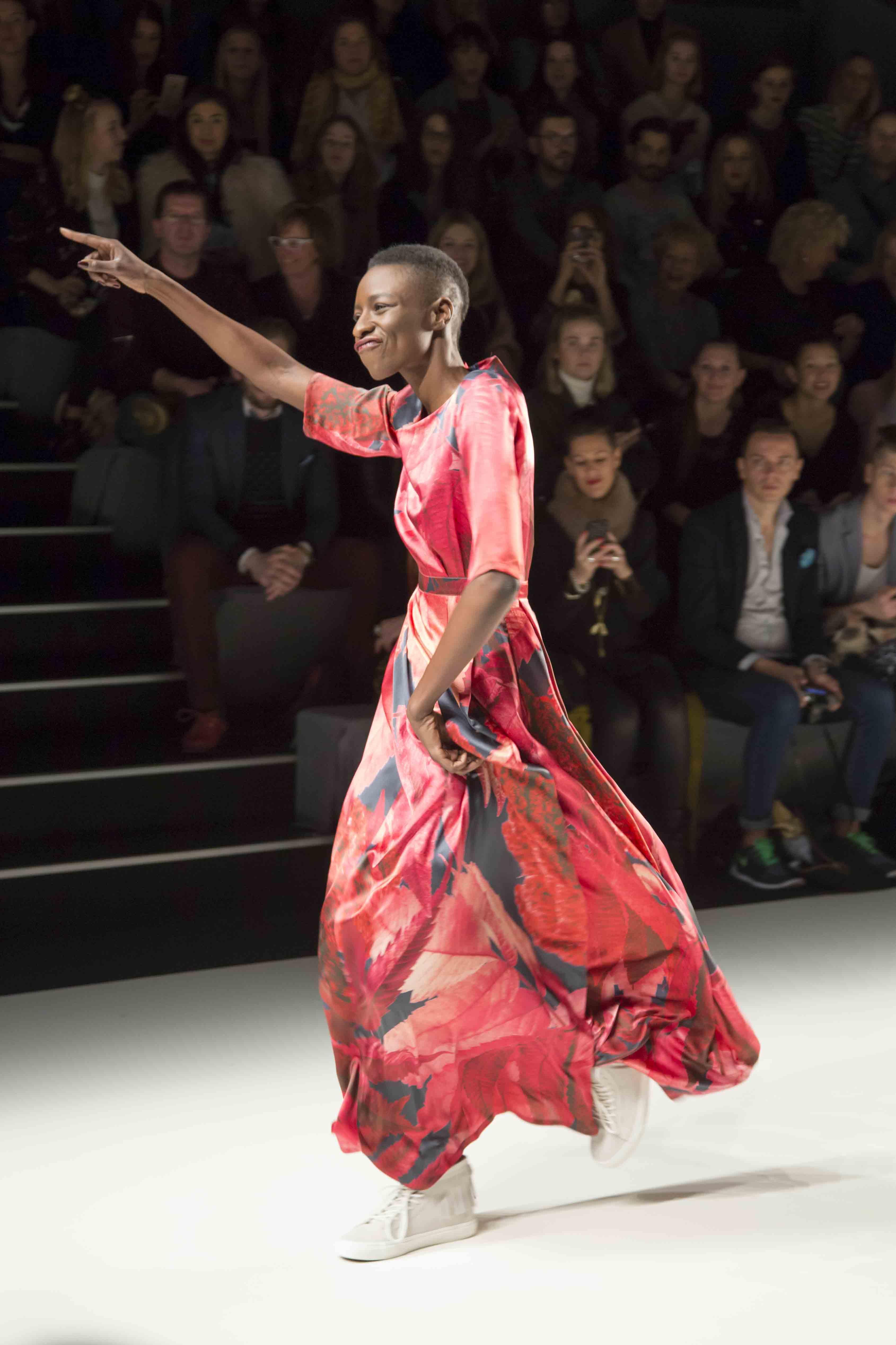 fashion week berlin - maria brussig - zalando lounge - 22012016 - 24