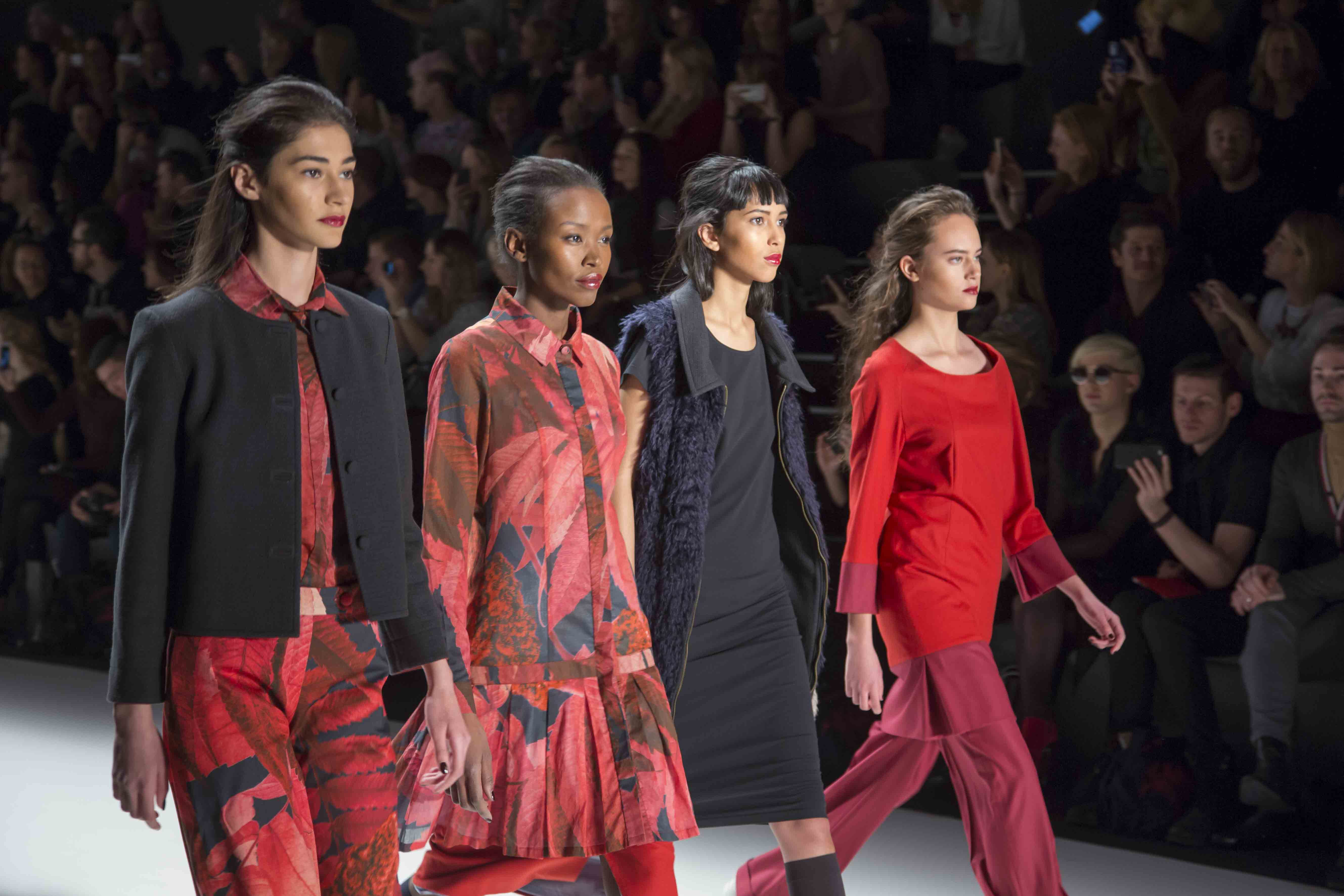 fashion week berlin - maria brussig - zalando lounge - 22012016 - 30