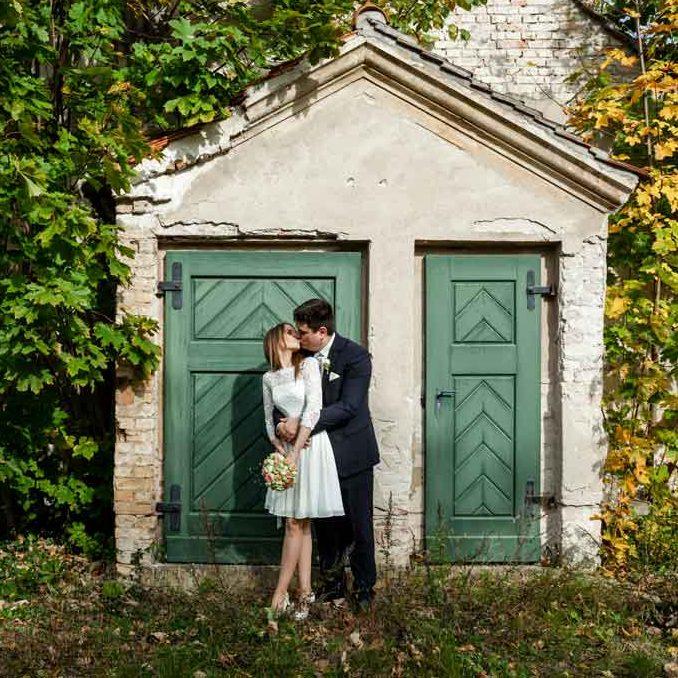 Herbsthochzeit im Schloss Caputh