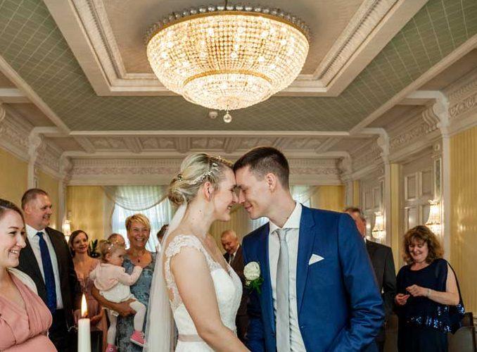Hochzeitssaison 2018 ist gestartet – Werneuchen