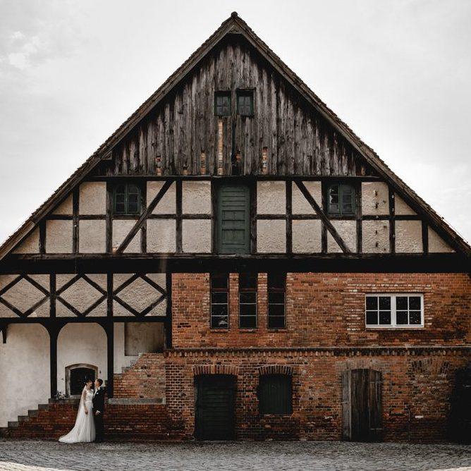Hochzeit im Schloss Ahlsdorf