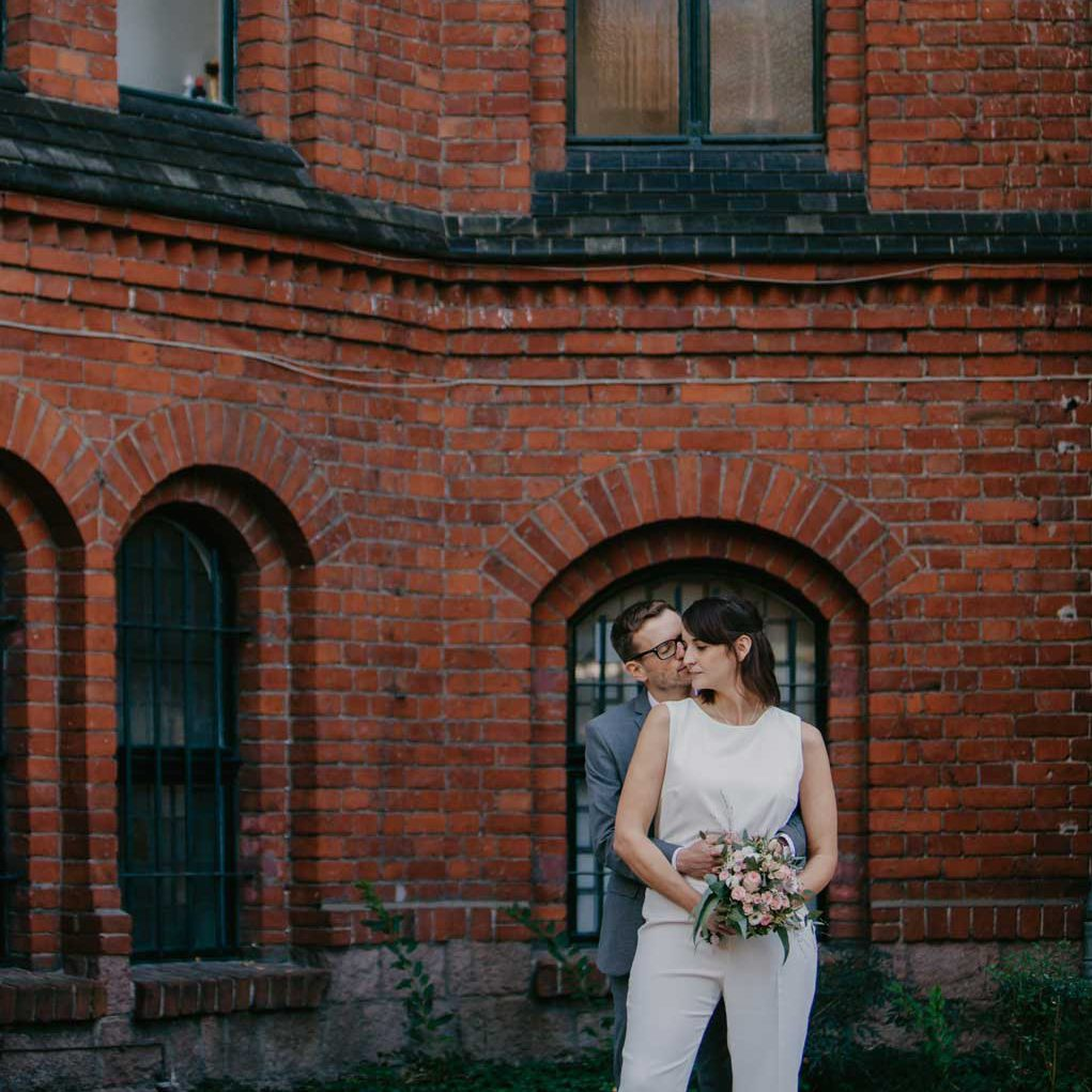 Hochzeitsfotos im Standesamt Wilmersdorf